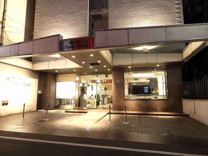 EXTERIOR_BUILDING โรงแรมชิซูโอกะ ทาวน์