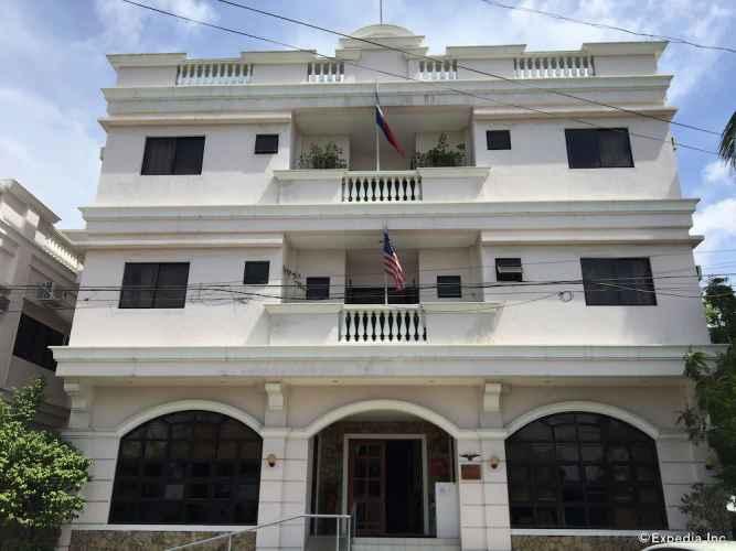 EXTERIOR_BUILDING El Haciendero Private Hotel