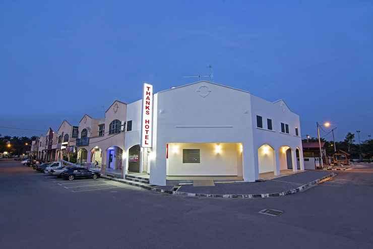 EXTERIOR_BUILDING Thanks Hotel