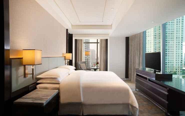 Sheraton Grand Jakarta Gandaria City Hotel Jakarta - Suite Klub, 1 kamar tidur, non-smoking