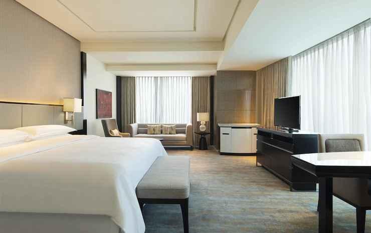 Sheraton Grand Jakarta Gandaria City Hotel Jakarta - Suite Klub, 1 Tempat Tidur King, non-smoking