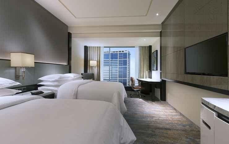 Sheraton Grand Jakarta Gandaria City Hotel Jakarta - Kamar, 2 Tempat Tidur Double, non-smoking