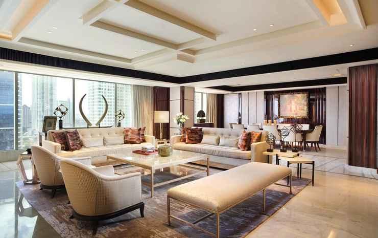 Sheraton Grand Jakarta Gandaria City Hotel Jakarta - Suite Presidensial, akses business lounge