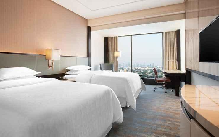 Sheraton Grand Jakarta Gandaria City Hotel Jakarta - Kamar Klub, 2 Tempat Tidur Double, non-smoking