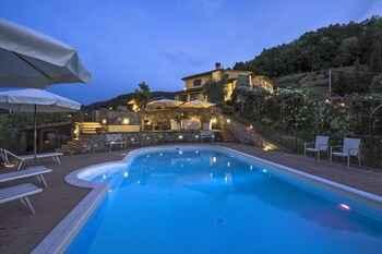 SWIMMING_POOL Villa Casalguidi