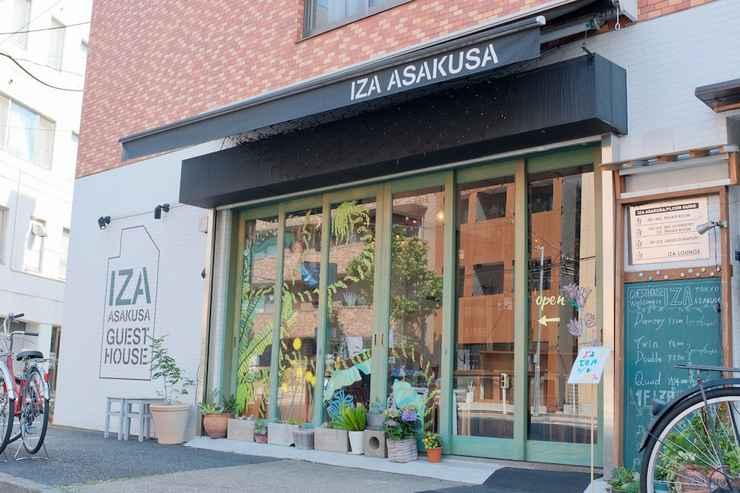 EXTERIOR_BUILDING IZA Asakusa Guest House