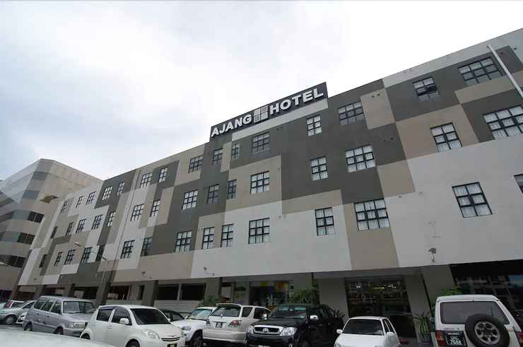 EXTERIOR_BUILDING Ajang Hotel