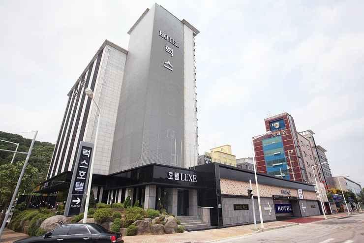EXTERIOR_BUILDING Hotel Luxe