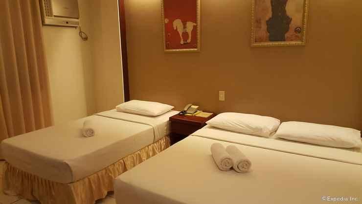 BEDROOM Dumaguete Royal Suite Inn