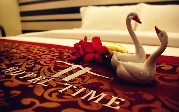 Hotel Time Johor Bahru Johor - Kamar Twin Superior, pemandangan kota