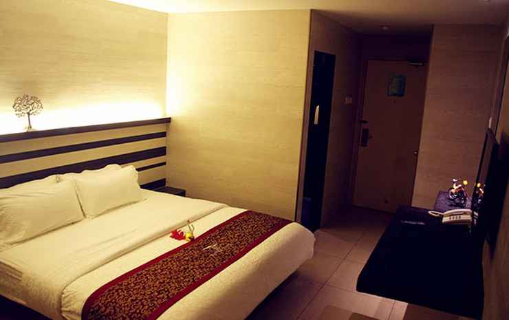 Hotel Time Johor Bahru Johor - Kamar (4 hours day use, must checkout by 7pm)
