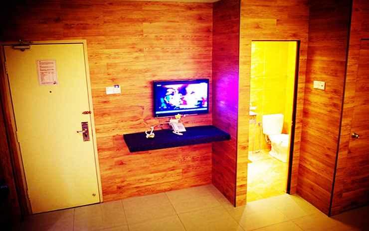 Hotel Time Johor Bahru Johor - Kamar Deluks, pemandangan kota