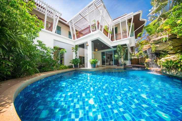 SWIMMING_POOL PARADISE Pool Villa Pattaya in Tropicana Village