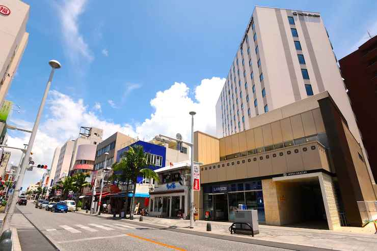 EXTERIOR_BUILDING โรงแรมเกรเซอรี่ นาฮา