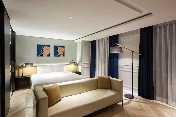 BEDROOM Hotel Peyto Samseong