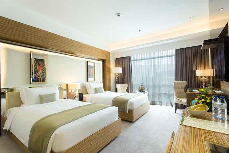 BEDROOM Greenleaf Hotel Gensan