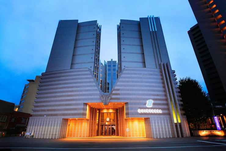 EXTERIOR_BUILDING โรงแรมควินเทสซา ซัปโปโร