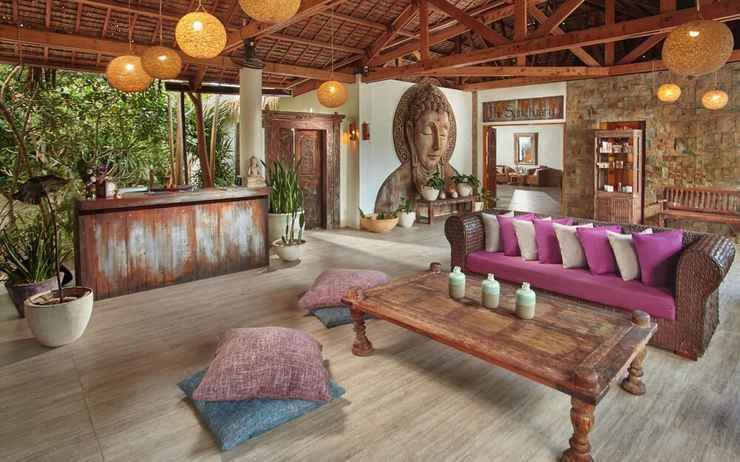 LOBBY Buena Vida Resort and Spa