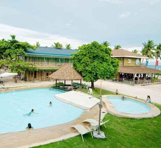 SWIMMING_POOL Malapascua Legend Water Sports & Resort
