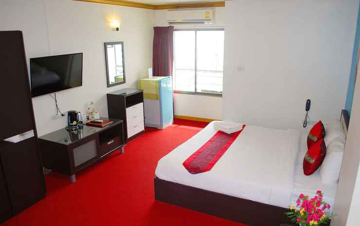 Witchuwan Sport & Spa Apartel Bangkok - Kamar Superior