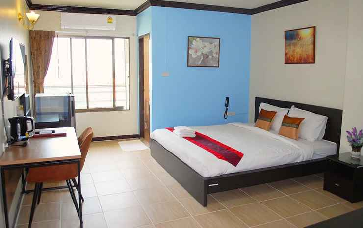 Witchuwan Sport & Spa Apartel Bangkok - Kamar Double Deluks