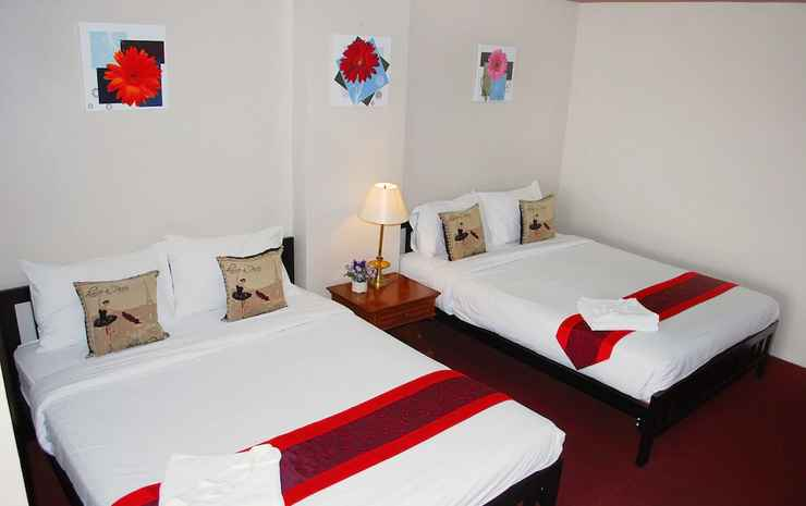 Witchuwan Sport & Spa Apartel Bangkok - Suite Twin Beds