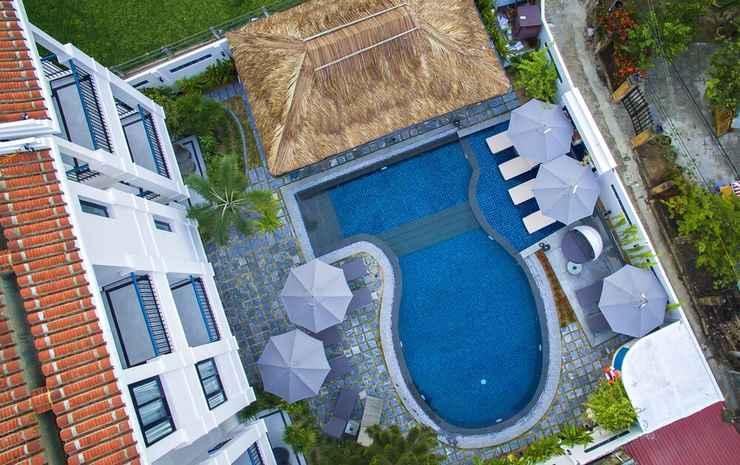 SWIMMING_POOL Khách sạn Maison Vy