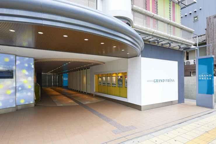 EXTERIOR_BUILDING Namba Washington Plaza