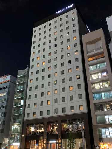 EXTERIOR_BUILDING Tokyu Stay Ginza