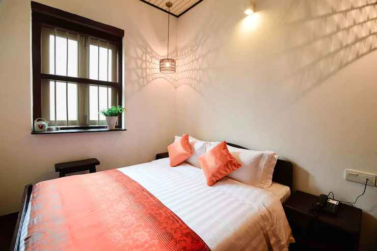 BEDROOM Sarang Paloh Heritage Stay & Event Hall
