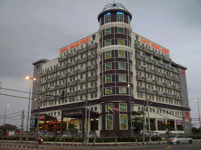 EXTERIOR_BUILDING Grand Court Hotel