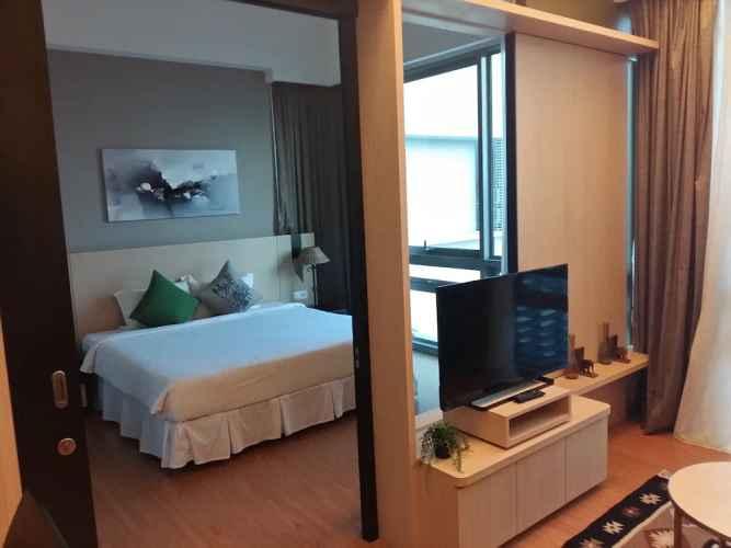 BEDROOM Ran Pacific Serviced Suites & Apartments