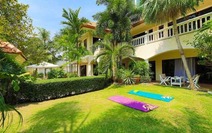 Siam Pool Villa Pattaya Chonburi -