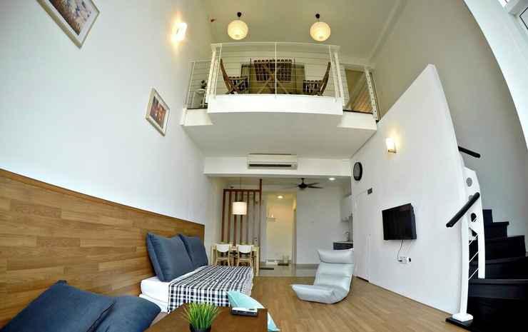 S Suites At The Scott Garden Kuala Lumpur - Dupleks (Modern Japanese Duplex Suite)