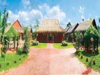 EXTERIOR_BUILDING Le Garden Villa Homestay