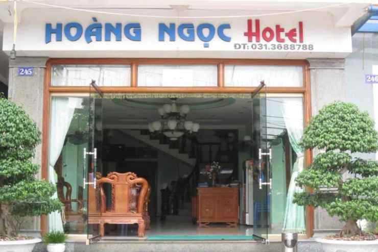 EXTERIOR_BUILDING Khách sạn Hoàng Ngọc