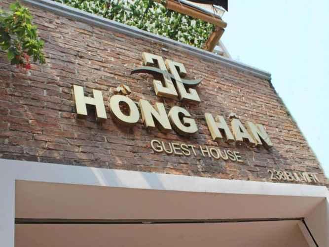 EXTERIOR_BUILDING Khách sạn Hồng Hân