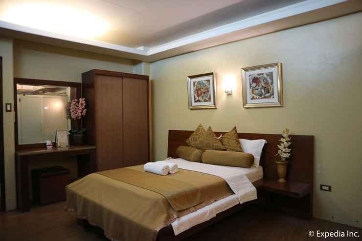 BEDROOM Splash Suites Hotel Laguna