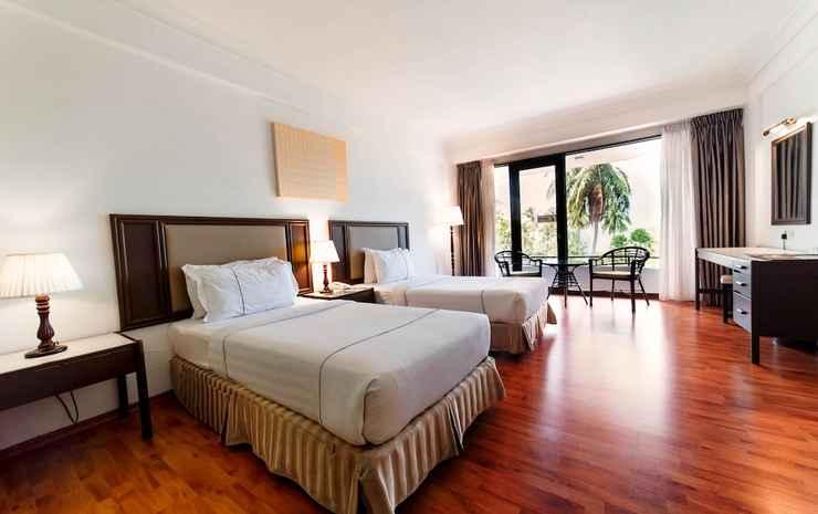 Tunamaya Beach & Spa Resort – Desaru Coast Johor - Kamar Twin Standar