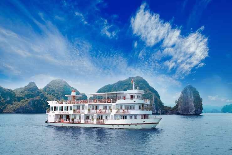EXTERIOR_BUILDING Du thuyền Halong Cristina Diamond