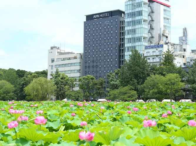EXTERIOR_BUILDING โรงแรมเอพีเอ เคย์เซย์ อุเอโนะ-เอกิมาเอะ