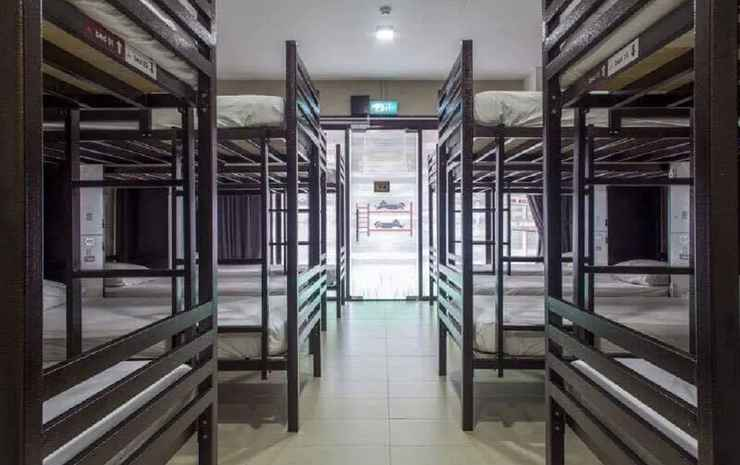 Adamson Lodge @ Rochor Singapore - Kamar (2 Bed in 16 Bedded Mixed Room )