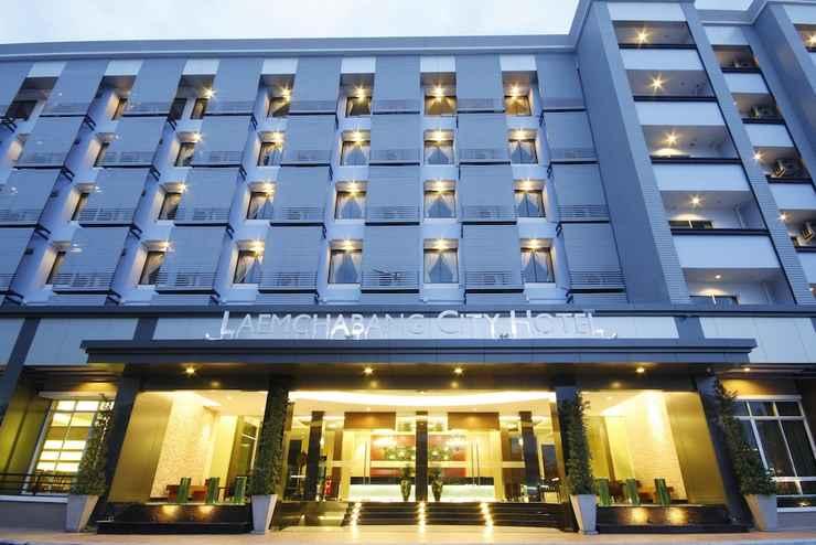 EXTERIOR_BUILDING โรงแรมแหลมฉบังซิตี้