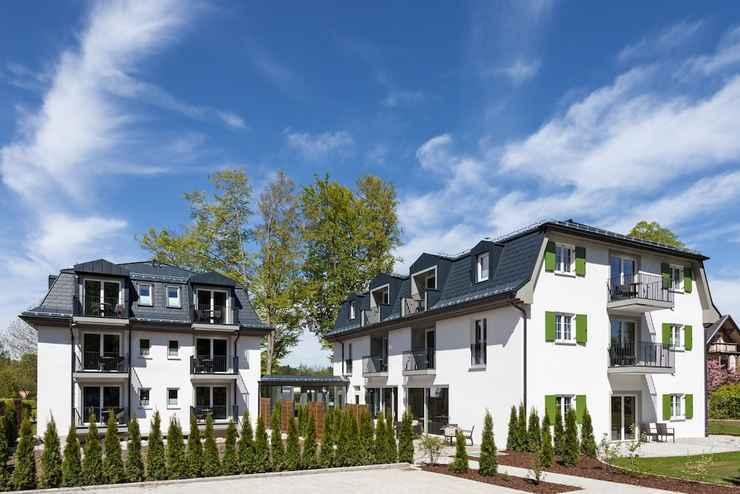 EXTERIOR_BUILDING Villa Ludwig Suite Hotel / Chalet