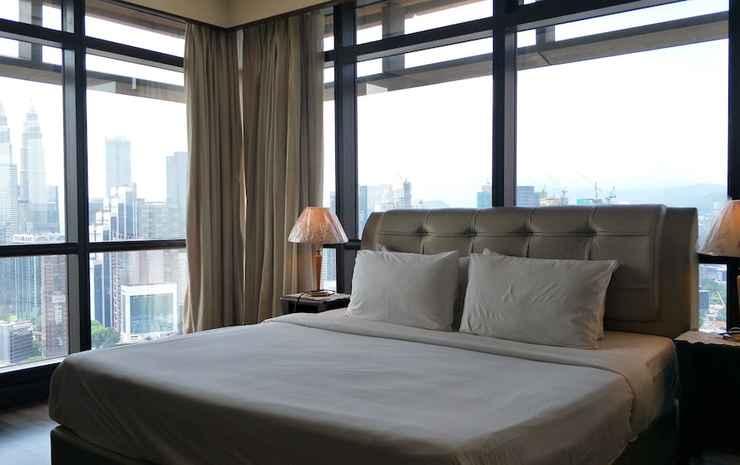 Luxury Apartment at Time Square Kuala Lumpur - Kamar Superior, 1 Tempat Tidur King