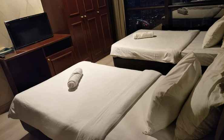 Luxury Apartment at Time Square Kuala Lumpur - Suite, 2 kamar tidur