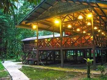 EXTERIOR_BUILDING Singgahmata Holidays Camp