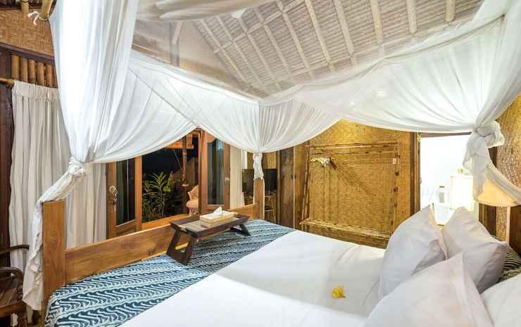 Aashaya Jasri Resort Bali - Vila, pemandangan kebun