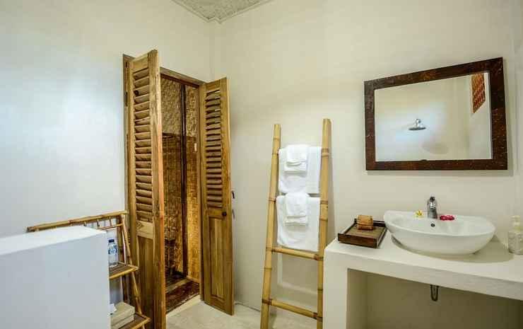 Aashaya Jasri Resort Bali - Kamar Superior, pemandangan kebun (Villa Kayu 1B)