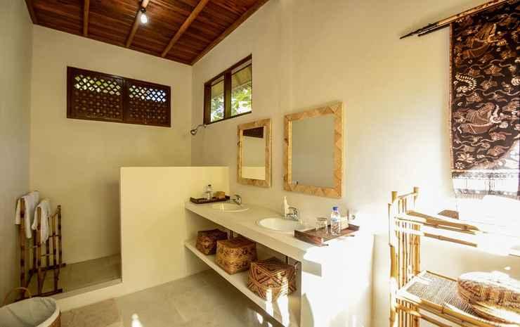 Aashaya Jasri Resort Bali - Vila, pemandangan laut (Villa Ombak)